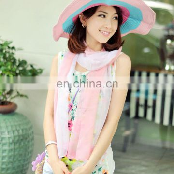 2015 summer Uv protection hand-painted raglan sleeves cape(PP540GL-P)