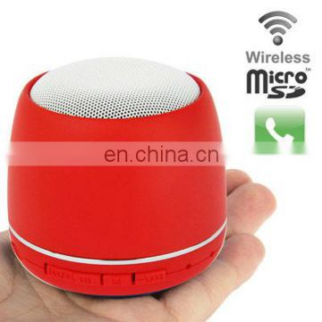 Best quality magic speaker Built-in Rechargeable Battery & Microphone mini Portable Speaker