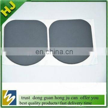 black adhesive rubber feet