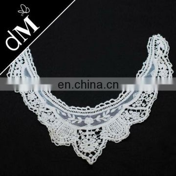 Fashion V Neck Cotton Lace Collar Patterns For Dresses Cnl0077 Of