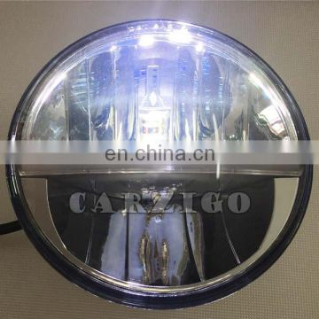 sealed beam 20watt round DOT LED vehicle lamp for harley daymaker