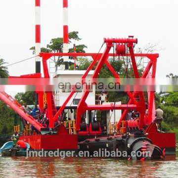 JMD500 18inch Sand Dredger Machine in River/Sea with Cutter Head good price