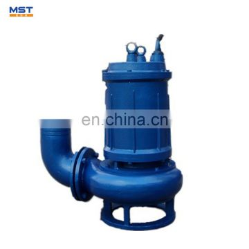 1100m3 20m head submersible pump with 75kw motor
