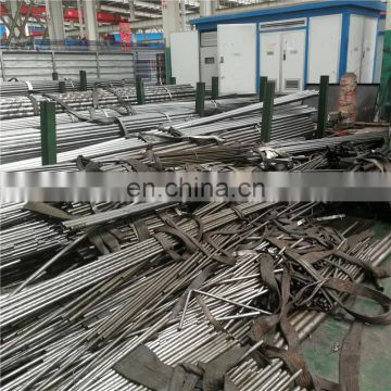 Manufacturer cold drawn precision seamless carbon steel tube price best quality /High density
