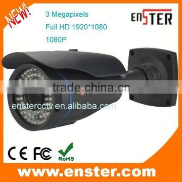 3 megapixel Cloud IP Camera IP66 Waterproof Bullet IP Camera Support P2P Function/DDNS wireless ip camera