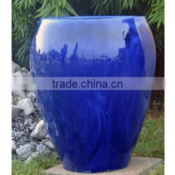 [Ecova Shop] Vietnam Blue glazed pottery pots