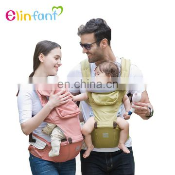 Multifunctional Baby Carrier 2 In 1 Breathable Infant Waist Stool Baby Hipseat Hot Sale
