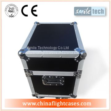 Portable printer flight case for HITI720L with caster board