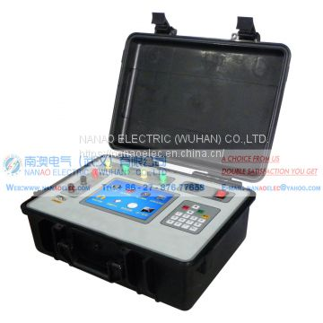 NANAO ELECTRIC Manufacture NAQL Current Transformer Field Tester calibration device