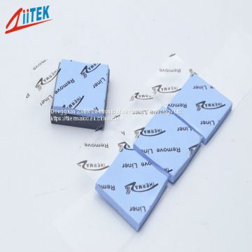 1.5W/M.K~6W/M.K UL Certificated Thermal Conductive Silicone Pad/Sheet