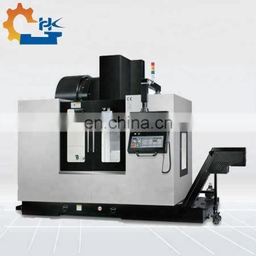 Turning Frame Milling Vertical CNC Metal Machine