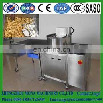 Buttered Popcorn making machine /spherical popcorn machine/caramel popcorn machine for sale