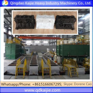 LFC EPS EPC good casting machinery for foundry