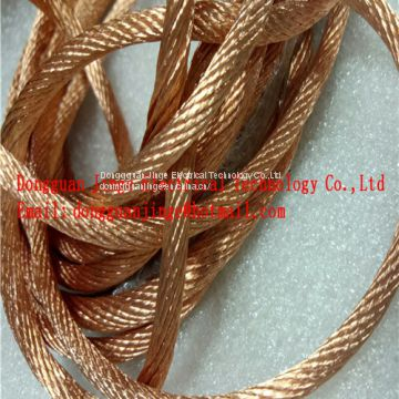 All sizes of copper stranded wire custom