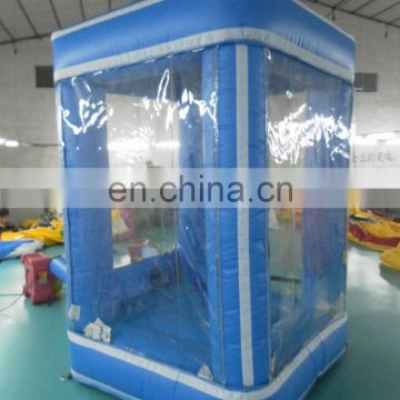 Top Inflatable kasse advertising show display inflatable money booth