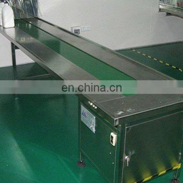 FLK stepless speed adjustment mobile conveyor belt