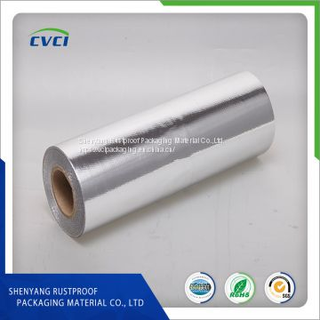 High Barrier Aluminum Foil with PE Fabric, With Or Without Anti-rust Performance, for Equipment or Machine(SGS, RoHS)