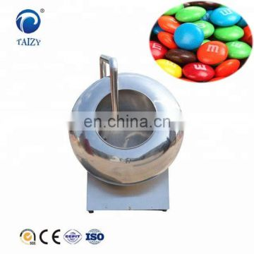 chocolate coating machine pill coating machine