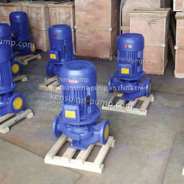 DL Vertical multistage centrifugal water pump with 1480rpm