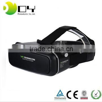 VR Shinecon high quality vr 3d glasses virtual reality 3d glasses cheap price HMD 3d vr headsets                                                                         Quality Choice