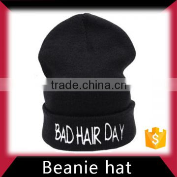 100% cotton beanie hats made in China