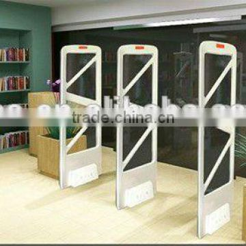 lEM technology dual eas system shool library anti theft system,security alarm system for library book