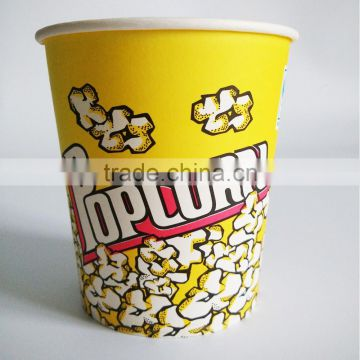 Fried chicken bucket wholesale popcorn bucket 2016