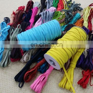1/4'' colorful elastic diary band strap