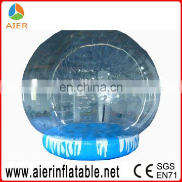2015 outdoor snow globe inflatable decorations in stock