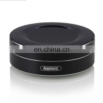 2018 trending products amazon best sellers Portable REMAX Portable Music Playback Metal Speaker
