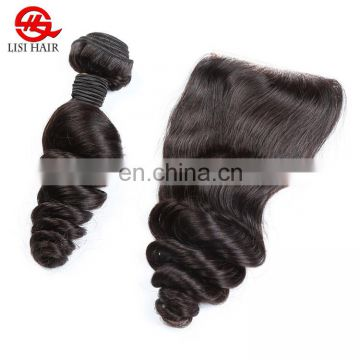 Chinese Suppler Mink Double Weft Factory Brazilian Full Cuticle Virgin Human Hair Weaving