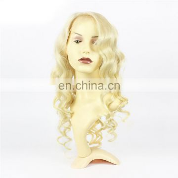 Color 613 blonde hair full lace wigs and lace front wigs with good prices