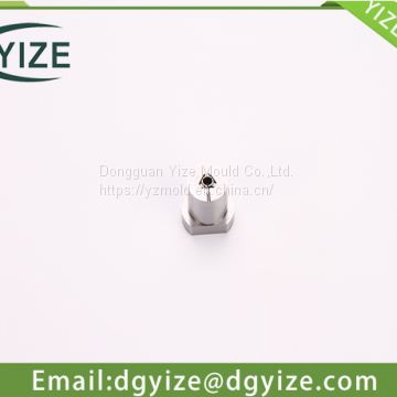 Wholesale plastic mold component with precision components of computer maker