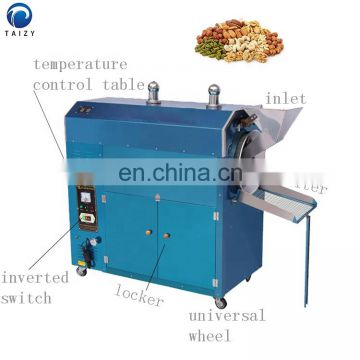 small pistachio chestnut hazelnut soybean nuts sunflower seed roaster