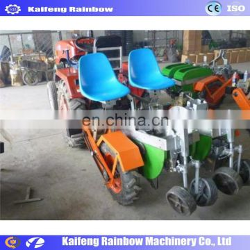 Hot Popular High Quality Vegetable Transplanter Machine Farm machinery 6 rows transplanter rice seeder