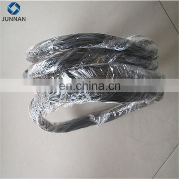 eatable waxed 20 gauge black annealed wire with easy release strap