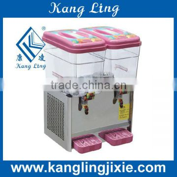 18L Milk Cooler and Heater Dispenser Machine