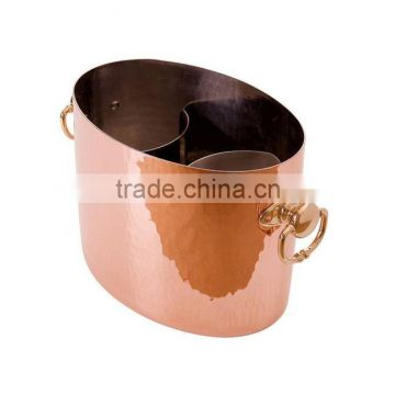 copper plated wine buckets for sale