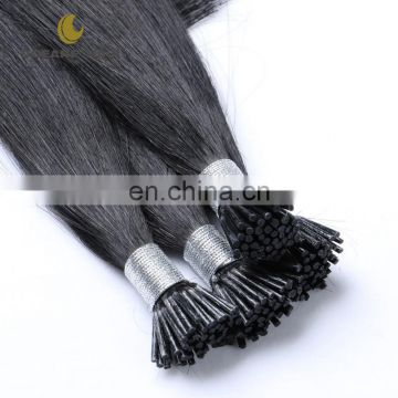 Hot new 100 keratin tip human hair extension manufacturer