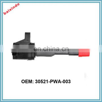 Auto parts 30521-PWA-003 For CIVIC Ignition coil 30521PWA003