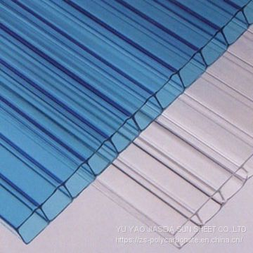 UV protection wholesale polycarbonate sunlight  sheet for  for greenhouse/plastic greenhouse roofing sheet /sunlight panel