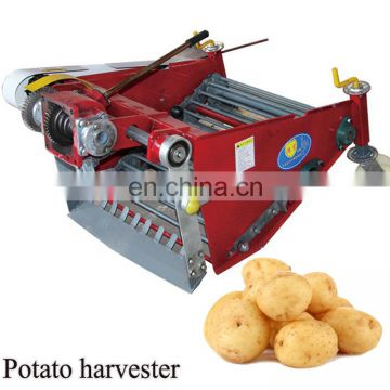 Easy using mini carrot potato garlic onion harvester for hot sale
