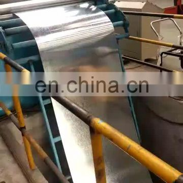 galvanized steel sheet for color coated galvanized steel sheet in coil