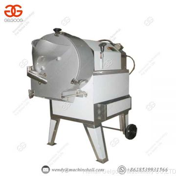leaves and bulbs vegetable cutting machine/multifuction inverter Controlled Vegetable Cutter