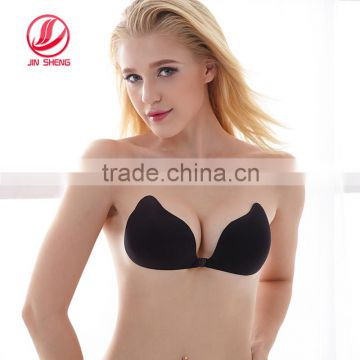 push up thick silicon bra invisisble bra free size bra