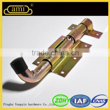 House Main Gate Designs Zinc Plated Iron Door Bolt