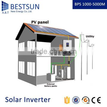 BESTSUN 2016 lantrun Solar energy green power 3kw inverter