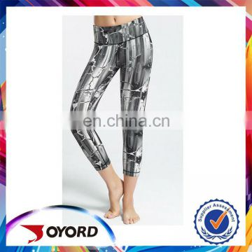 Unique fashionable seamless sports nude colored yoga legging pants women