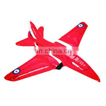 Inflatable Red Arrow Royal Air Force Aerobatic Team Plane