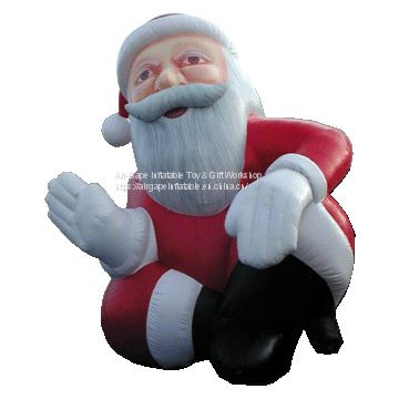 inflatable Christmas, yard decoration, Santa Claus, snowman inflatable, Christmas holiday